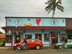 Find some unique gifts at Alice in Hulaland in Paia Maui Hawaii