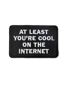 Cool On The Internet Patch – Strange Ways