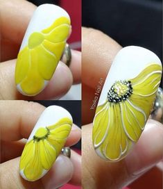 Butterfly Nail, Flower Nail Art, Fruit Nail Designs, Nail Art Designs, Beautiful Nail Designs, Beautiful Nail Art, Nail Art Fleur, Smart Nails, Nail Drawing