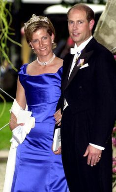 Attending wedding of Prince Haakon and Mette-Mmarit of Norway