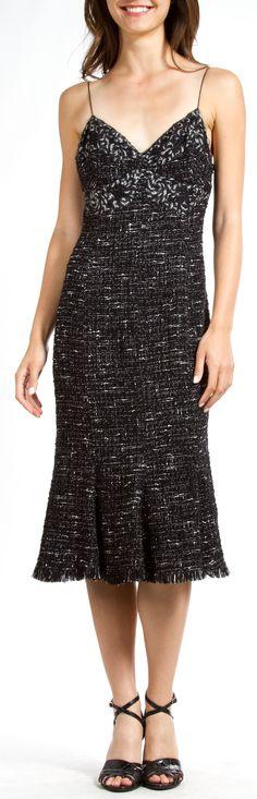 EMANUEL UNGARO DRESS @Michelle Coleman-HERS