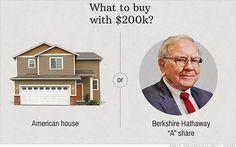 Warren Buffett stock tops $200,000 per share  #warrenbuffett #warrenbuffettquotes #kurttasche