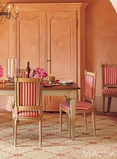 Dining room by Piero