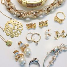 prepofthesouth:  Packing up jewelry for a trip