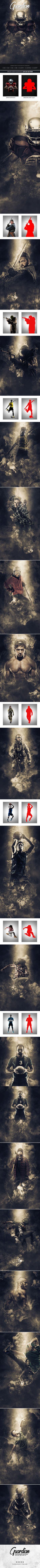 Guardian Photoshop Action — Photoshop ABR #hdr #visual • Download ➝ https://graphicriver.net/item/guardian-photoshop-action/18973546?ref=pxcr