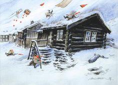 by Kjell Einar Midthun