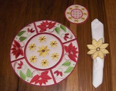 OregonPatchWorks.com - Sets - ITH Dinner For Two