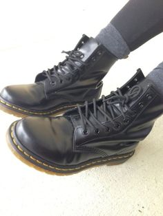 Dr martens   I still have mine from middle school!!