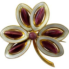 """Norway Aksel Holmsen Silver Flower Pin,  This is """"Make An Offer I Can't Refuse"""" in my shop - check it out!  Ends 2/1/15"""