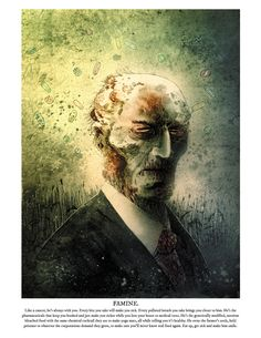 Ben Templesmith: THE FOUR BUSINESSMEN OF THE APOCALYPSE
