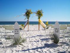 Heiraten am Strand - traumhafte Ideen für Hochzeit im Sommer