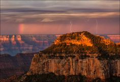 Bright Angel Trail, North Rim, Grand Canyon National Park Don Smith Photography
