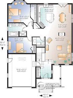 Altitude Maisons Usin Es C T Plans Maison Pinterest