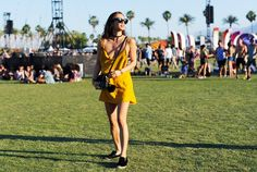 The Street Style Photos From Coachella You Haven't Seen Yet via @WhoWhatWear
