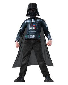 Darth Vader Set für Kinder   Sith Lord Verkleidung in Geschenkbox #StarWars #DarthVader