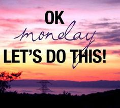Monday Motivational Video