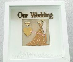 Personalised Frames, Handmade Frames, Handmade Gifts, Canvas Quotes, Bridal Gifts, Indian Bridal, Newlyweds, Our Wedding, Asian