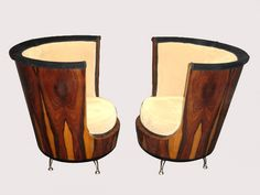 ART DECO CHAIRS | Sweet Art deco chairs. | www.bocadolobo.com/ #luxuryfurniture #designfurniture