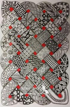 Zentangle art in 2019 zentangle drawings, art drawings, doodle art. Doodles Zentangles, Zentangle Drawings, Doodle Drawings, Pencil Drawings, Zantangle Art, Zen Art, Doodle Patterns, Zentangle Patterns, Zentangle Art Ideas