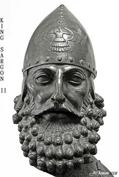 King Sargon II of the Assyrian Empire