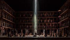 În acea luni, 23 mai 2016, 7.15 pm, la Royal Opera House of Covent Garden premieră națională George Enescu: Œdipe libret de Edmond Fleg Regia: Àlex Ollé și Valetina Carrasco, decoruri: Alfons Flore…