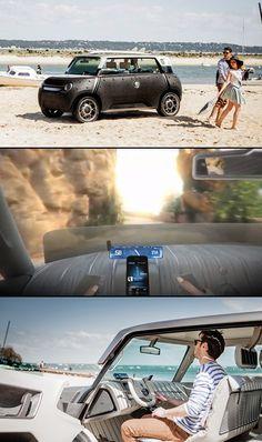 Toyota ME.WE | Concept Car