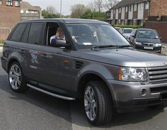 And so we come to our champion, not the full-blown Range Rover but its junior sibling, the more youthful and energetic Range Rover Sport. Apparently, top footballers buy this £50,000 car more than any other, with Jermain Defoe, Frank Lampard and Ryan Giggs all having succumbed to its charms. Jamie Carragher (pictured) definitely seems happy with his.