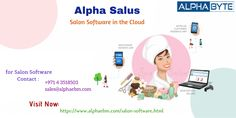 The web based salon software provide by alpha byte computers , the best salon management software helps to easy salon management #salon #salonsoftware #cloudsalonsoftware #salonsystem #salonsoftwaredubai #dubai #uae #alpha #byte #computers