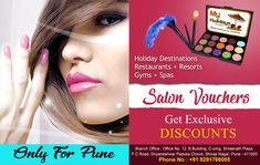 """""""Life is too short to having boring hairs, Style your hairs with amazing vouchers from My Holidays.""""  Call Now - 08291766085  #voucher #mypune #gym #bodytherapy #hairstyles #haircut #hairdresssalon #fitness #fitnessmotivation #thaispa #bodybuilding #games #lonavala #gethealthy #myholidays #mydeals #panchgani #bangkok #thailand #singapore #malaysia #resort #instagood #instagram #instadailyphoto #lonavala #resortsinlonavala #salon #haircut #style"""