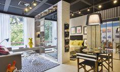 Apartamento Carioca | Mostra Morar Mais por Menos RJ 2015 - Ambientes Decorados | MONTACASA