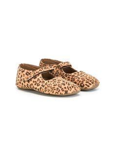 Pèpè leopard print ballerinas