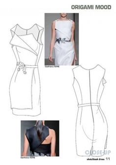 SKETCHBOOK DRESS N.13 Spring / Summer 2014