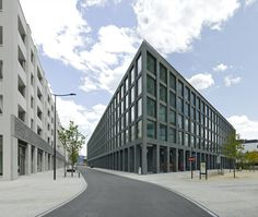 Image 1 of 13 from gallery of Richtiring Office Building / Max Dudler. Photograph by Stefan Müller