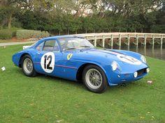1961 Ferrari 250 Gt Sperimentale 2643GT
