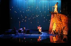top light and side lighting, sharp Theatre Set Design Stage Lighting Design, Stage Set Design, Set Design Theatre, Lighting Bugs, Lighting Ideas, Bühnen Design, Prop Design, Dark Fantasy Art, Art Magique