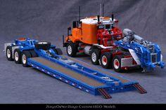 Lego transporter