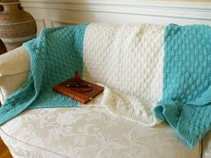 Hey, I found this really awesome Etsy listing at https://www.etsy.com/listing/158688396/color-block-basket-weave-throw