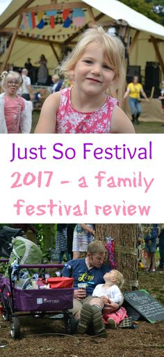 Do you believe in fairies? We found it hard not to while experiencing the magic of Just So Festival 2017. Here's our review of this Cheshire family festival