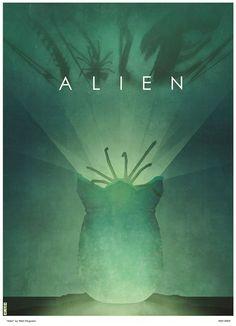 ALIEN, BLADE RUNNER and TERMINATOR PosterArt - News - GeekTyrant