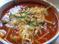 Uit mijn keukentje: Witte bonen-tomatensoep