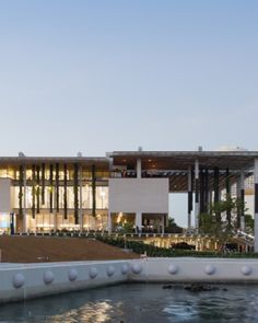 """""""Miami is such a vibrant city for Contemporary Art and now they have their own world-class museum designed by award-winning architect firm Herzog and de Meuron. It just opened in December 2013, so it should be on everyone's must-visit list.""""– SJP 