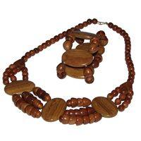 Daria set: necklace, bracelet