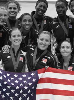 USA Volleyball. We love you.