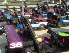 Galveston go cart & fun center