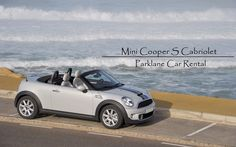 Mini, small yet too fast  Hire Mini Cooper S Cabriolet  for more details visit www.parklanecarrental.com  or contact PARKLANE CAR RENTAL : +971 4 347 1779
