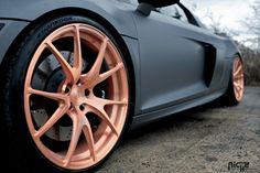 Gold Wheels, Car Wheels, Rose Gold Car, Audi R8, Silver Car, Girly Car, Car Interior Decor, Cute Car Accessories, Pt Cruiser