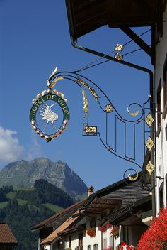 Gruyères, Switzerland.