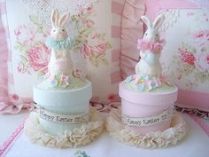 Sweetest Bunny Boxes