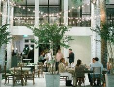 Things to do and where to eat in Charleston, SC: Cannon Green.