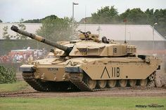 FV 4030/4 Challenger I  MBT British Army